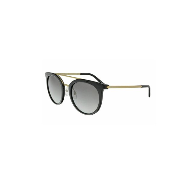 Michael Kors Round Style Grey Tinted Lens.